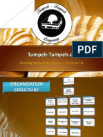Final Report Tumpeh-tumpeh