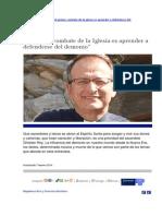De La Opresión Maligna, Padre Ghislain Roy