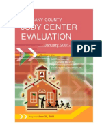 Allegany County Judy Center Evaluation, 2001-2002