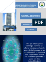 Guía Auditoría de Sistemas