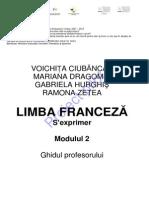 Ghid Franceza m2 Prof