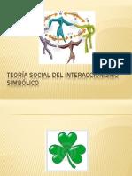Teoría Social Del Interaccionismo Simbólico