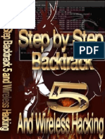 Step by Step Backtrack 5