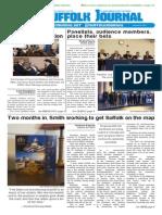The Suffolk Journal 10/29/2014