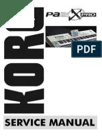 Korg Pa2x Pro Orgen