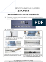 Installation Manual- ADSS Suspension Set