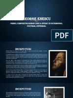 George Enescu 2003-prezentare PPT
