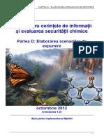 Ghid pentru cerinţele de informaţii şi evaluarea securităţii chimice