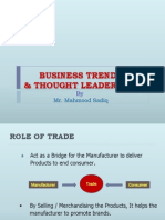 Business Trends & Thought Leadership