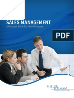 Sales Management Guide