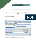 GEN - Cód Barras (Prefijo Print Control)