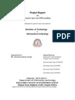 Project Report GSM Modem