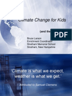 Climate Change for Kids in simple way