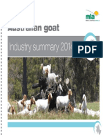Australian Goat Industry Summary 2014