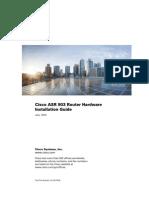 ASR903 HW Installation Guide