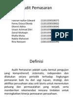 Audit Pemasaran (1)