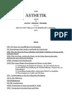 Antaŭlernejo La Estetiko-02- Esperanto-Gustav Theodor Fechner