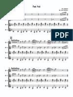 Take Five (Arr. for Guitar Quartet)