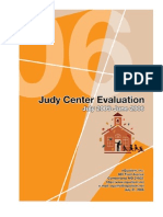 Allegany County Judy Center Evaluation, 2005-2006
