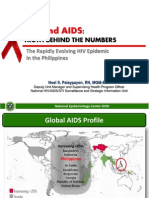 01 - HIV Situation in the Philippines