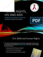 04a Human Rights and HIV and AIDS (National)