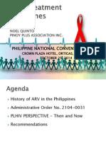 06c ARV Treatment Guidelines (Community)