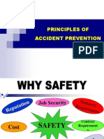 1 Principles of Accident Prevention