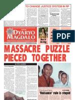 Dyaryo Magdalo Vol 27