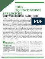 SDR - Radio Par Logiciel avec GnuRadio