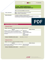 FT Alcool Medicamentos SubPsicotropicas Psicologia