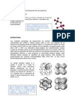 estructuras quimicas