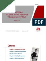 05-OWA200004 WCDMA Radio Resource Management
