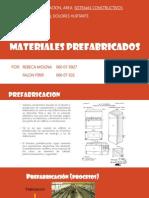 Materiales Prefabricados Expo