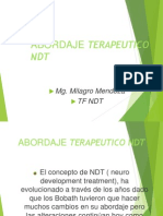 ABORDAJE TERAPEUTICO NDT- metodos.ppt