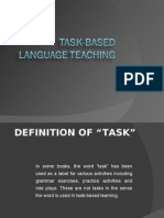 "Definition of ""task"""