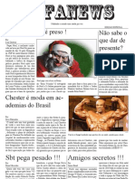 Cafa News 3ª Edição