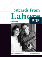 Postcards From Lahore (Guddu & Shani)