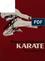 Elements of Advanced Karate 1985