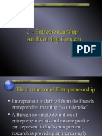 2 - Entrepreneurship