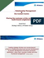 Ppt 4 - CC and Enterprise CRM