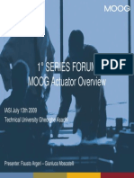 MOOG - JRA1 Actuation at Moog