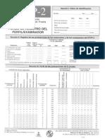 DTVP-2 Percepción Visual Frostig Perfil