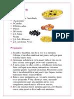 Bacalhau à Brás - Ingredientes.docx