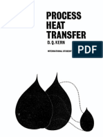 Process Heat Transfer - Kern