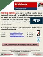 Uso y Mantenimiento de Extintores