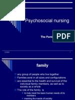 Psychosocial Nursing