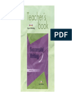 successful writing proficiency - teacher´s book