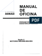 Manual Oficina Motores Agrale Linha 80 - Português
