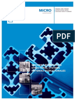 Catálogo perfiles aluminio