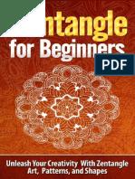 Tatyana Williams - Zentangle for Beginners